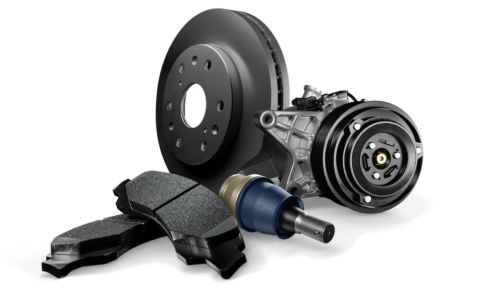 ACDelco Offers 90,000+ Auto Parts, Including Brake Rotors, For GM And Non-GM Vehicles. Learn More About Us
