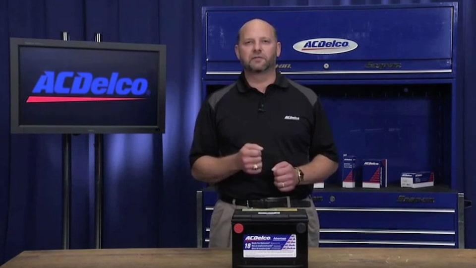 Advantage Silver Batteries: ACDelco Electrical Systems Video