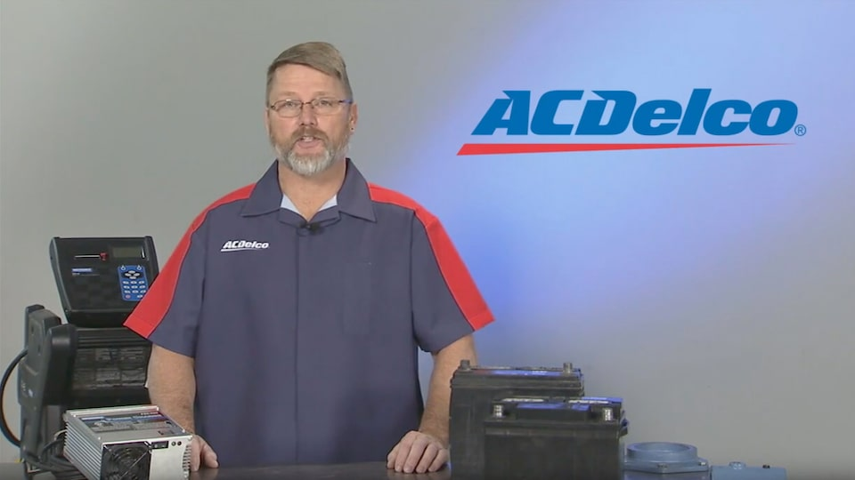 Capacitance Testers: The System Test: ACDelco Electrical Systems Video