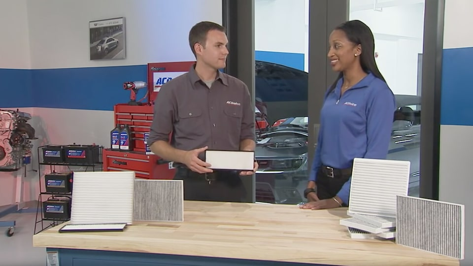 Cabin Air Filters: ACDelco Car Care Tips Video