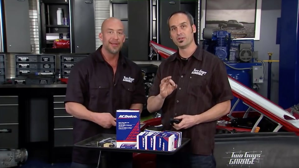 Car Ignition Parts: ACDelco Electrical Systems Video