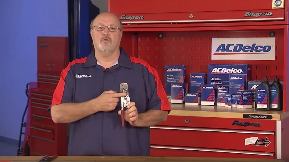 Crimper: ACDelco Electrical Systems Video