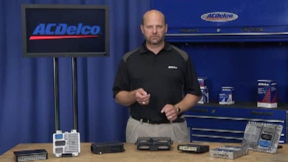 GM OE Control Modules: ACDelco Engines & Transmissions Video
