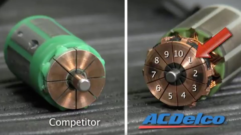 GM OE Electric Fuel Pump Comparison: ACDelco Engines & Transmissions Video