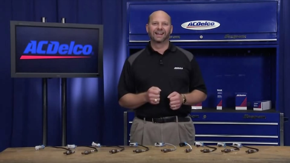 GM OE Oxygen Sensors: ACDelco Engines & Transmissions Video