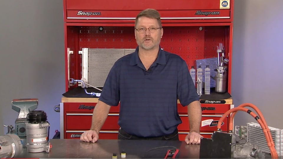 HFO-1234YF - The New Cooler: ACDelco HVAC Video