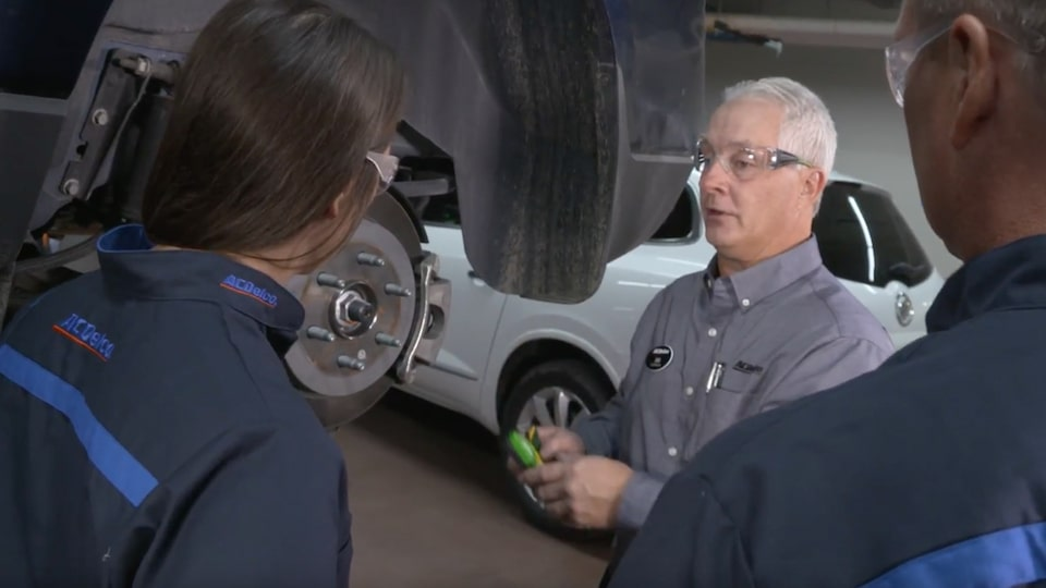 Instructor-Led Training: ACDelco Technical Training Video