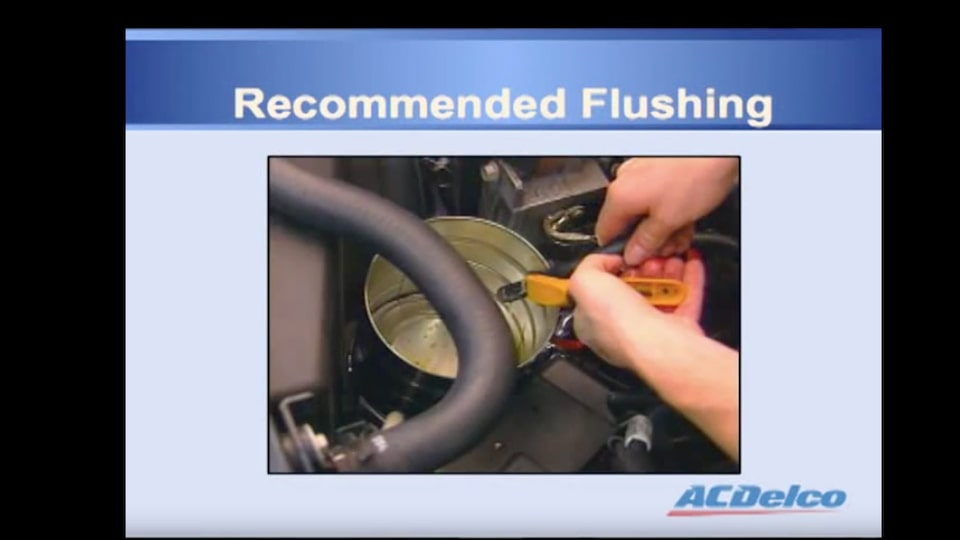 Power Steering Pump Replacement: ACDelco Under Car Video