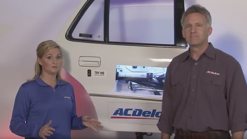 Power Window Tips: ACDelco Car Care Tips Video