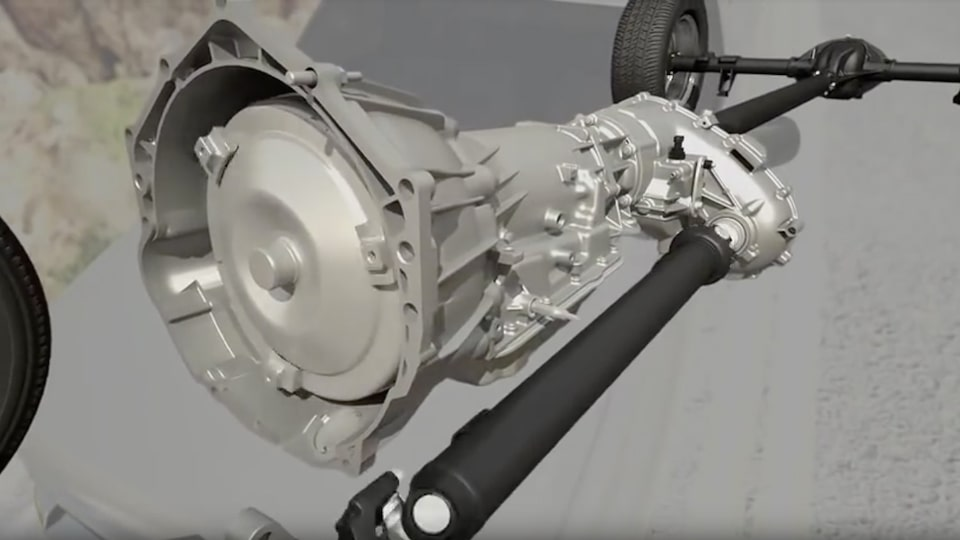 How Powertrain And Transmission Systems Work: ACDelco Engines & Transmissions Video