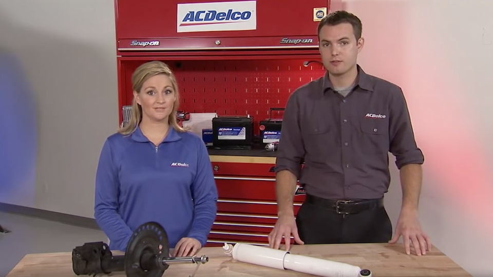Shock And Struts Tips: ACDelco Car Care Tips Video