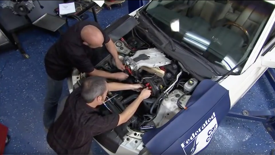 Two Guys Garage, Timing Belt Replacement: ACDelco Maintenance Video