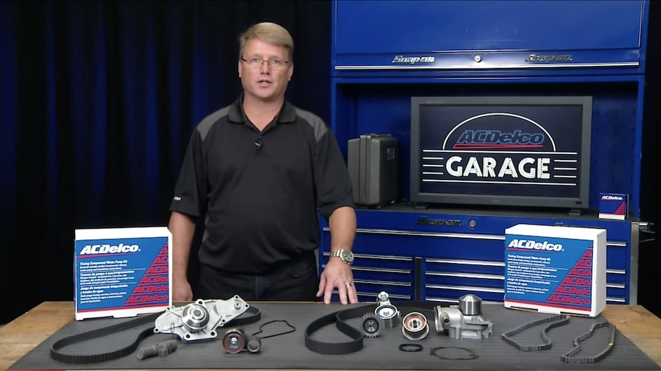 Timing Belts: ACDelco Maintenance Video