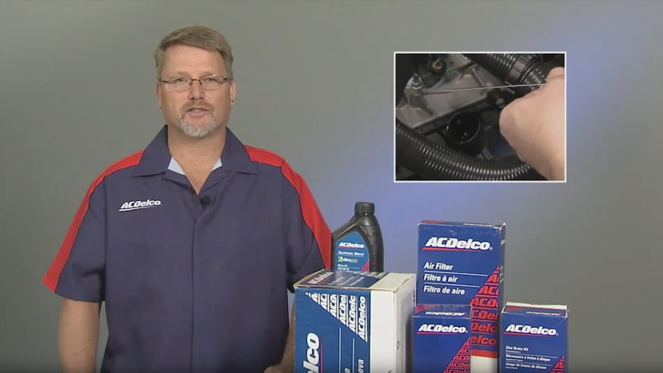 6-Speed Transmission Fluid Level Checking: ACDelco Engines & Transmissions Video