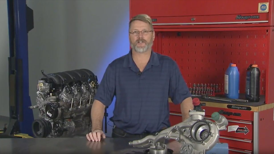 Water Pumps – Things to Consider When Replacing: ACDelco Engines & Transmissions Video