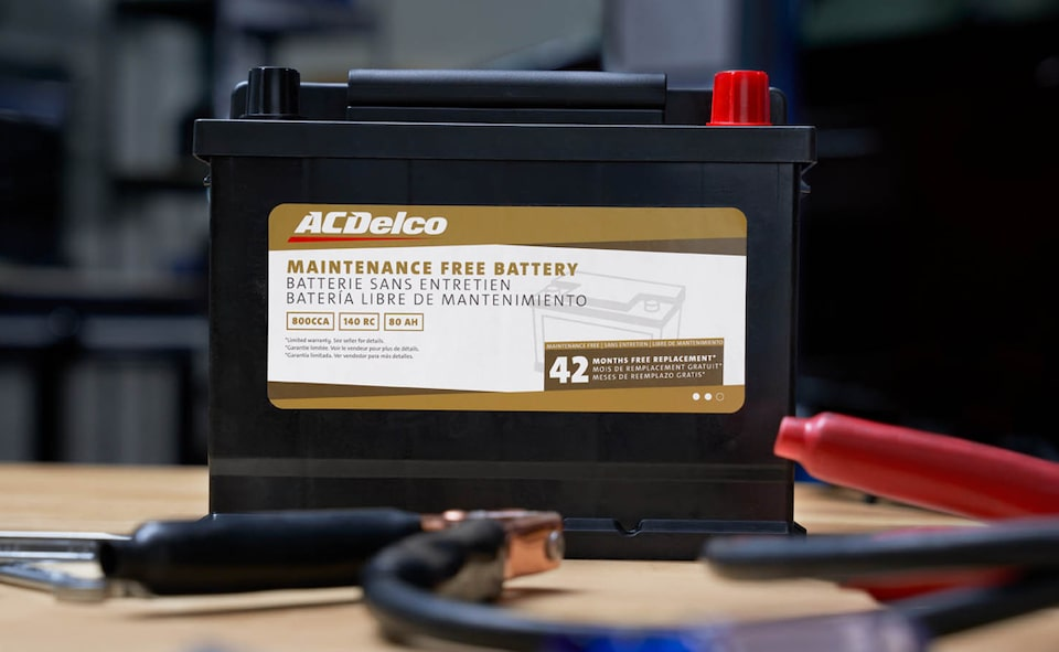 ACDelco Gold Brand Battery