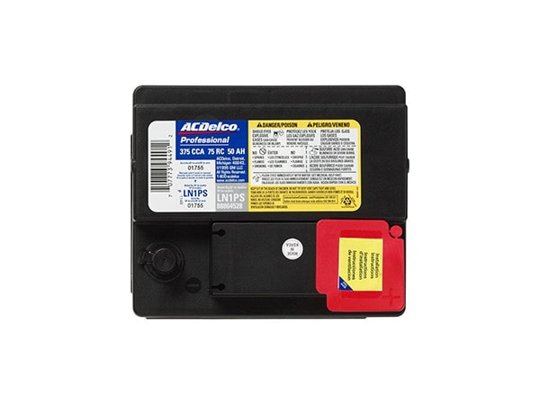 ACDelco Professional Silver Battery Alternate View 2