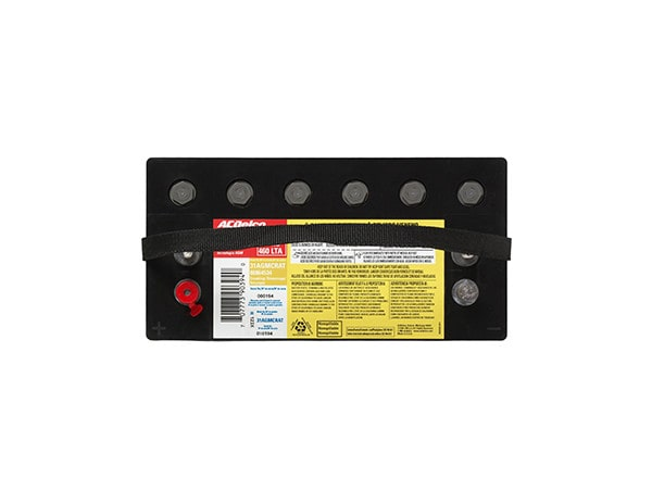 ACDelco Professional Heavy-Duty AGM Battery Alternate View 2