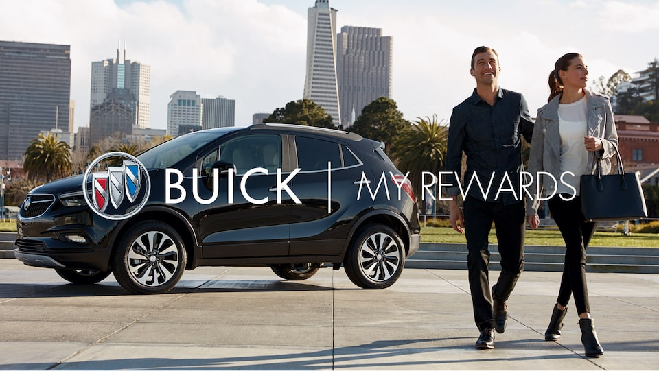 Enroll In My Buick Rewards And Begin Earning Points On Purchases Of GM Genuine Parts, ACDelco Auto Parts, And Dealer Services