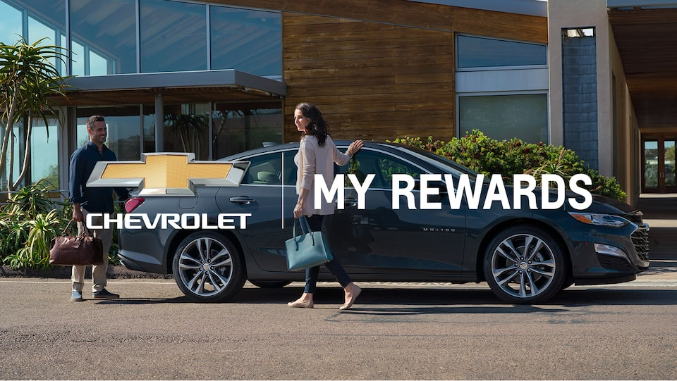 Enroll In My Chevrolet Rewards And Begin Earning Points On Purchases Of GM Genuine Parts, ACDelco Auto Parts, And Dealer Services