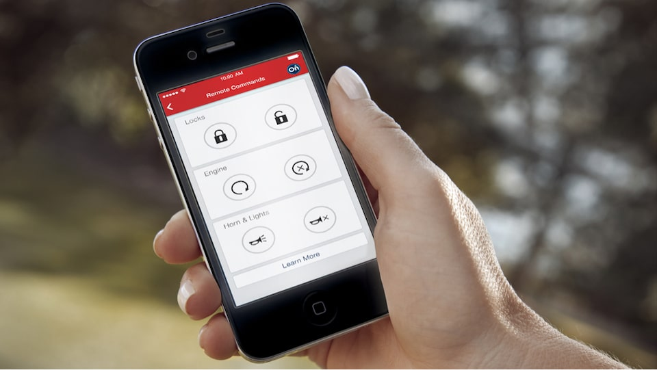 The myGMC Mobile App Can Provide You With Remote Access From Anywhere, Vehicle Status, Roadside Assistance, And More