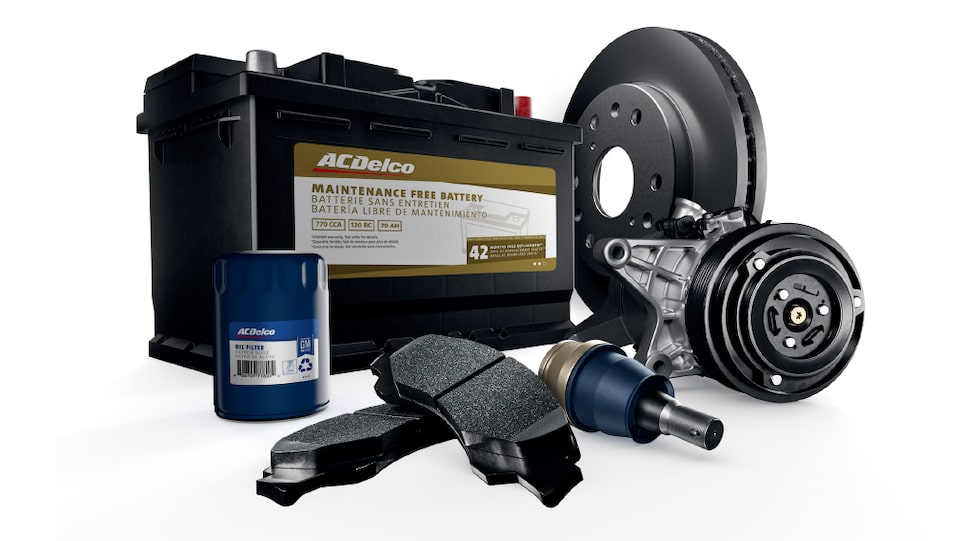 ACDelco Auto Parts Limited Warranty Offers A Coverage Period On Most Replacement Parts And Labor