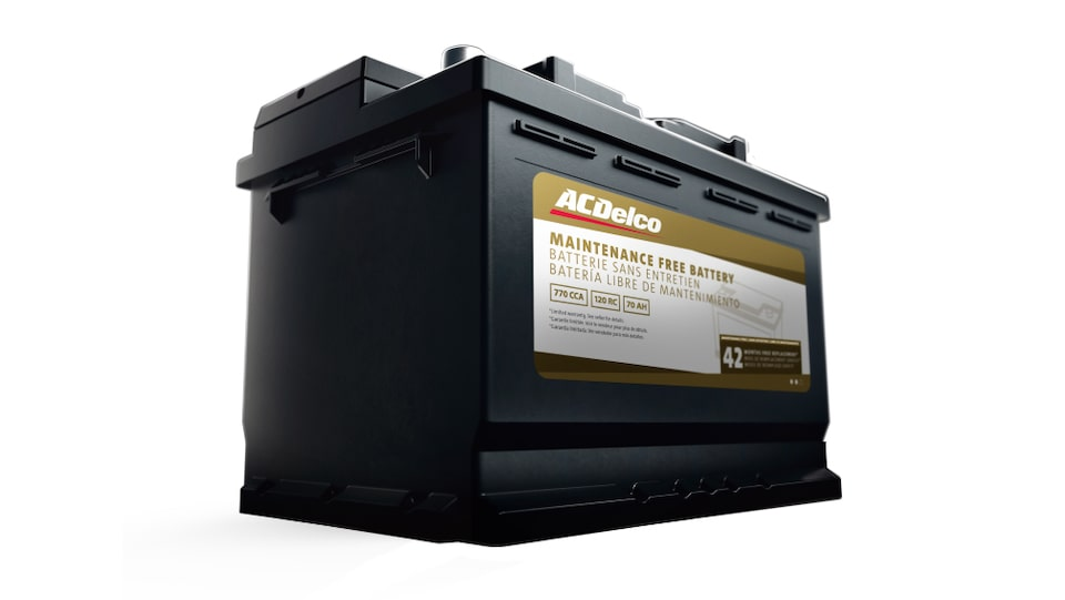 See The ACDelco Battery Catalog To Find The Best Option For Your Vehicle From Car And Motorcycle To Marine And Heavy-Duty Applications