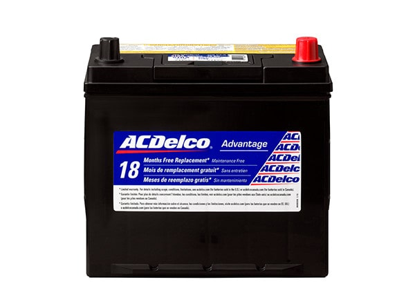 ACDelco offers Advantage Batteries for your GM or non-GM vehicle.