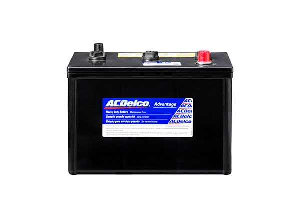 ACDelco offers Advantage Heavy Duty Flooded Filler Cap Batteries for your GM or non-GM vehicle.