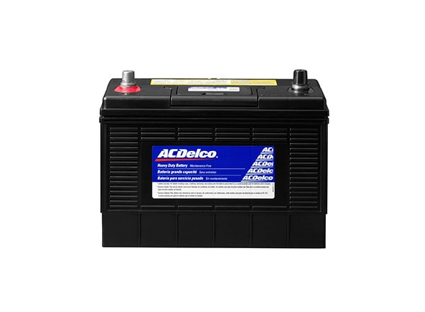 ACDelco offers Advantage Heavy Duty Flooded Maintenance-Free Batteries for your GM or non-GM vehicle.