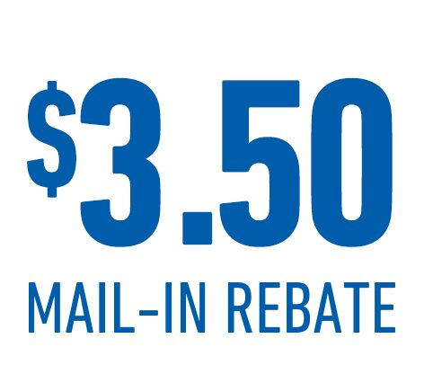 ACDelco offers a $3.50 mail-in rebate with the purchase of any GM Genuine Parts or ACDelco Fuel Filter. Offer ends 6/30/21.