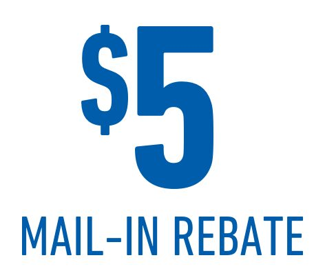 Receive a $5 mail-in rebate on the purchase of any ACDelco Wiper Blade wherever ACDelco parts are sold.