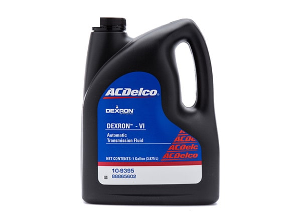 ACDelco offers DEXRON VI Automatic Transmission Fluid for your older GM or non-GM vehicle.