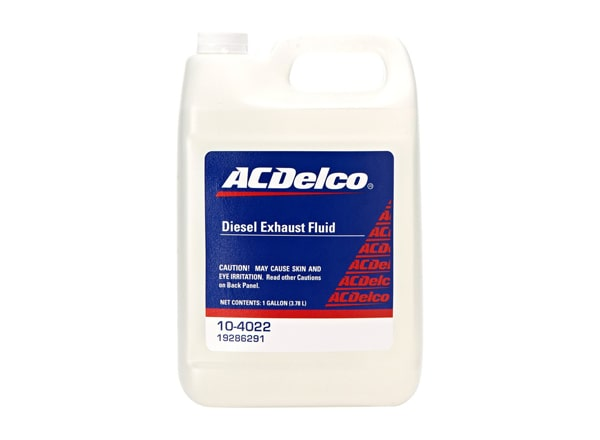 ACDelco offers Diesel Exhaust Fluid for your GM or non-GM diesel vehicle.