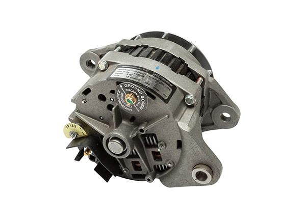 Rebuilder. Reman CLASSIC GM CS130D 105A Alternator by an Independent U.S.A