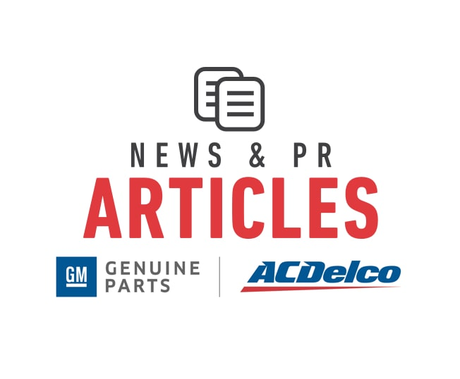 Read The Whole Story With News And Press Releases From ACDelco