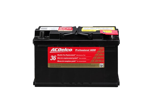 ACDelco offers Professional Automotive AGM Batteries for your GM or non-GM vehicle.