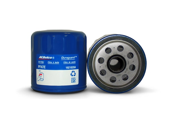 ACDelco offers Professional E Oil Filters for your GM or non-GM vehicle.