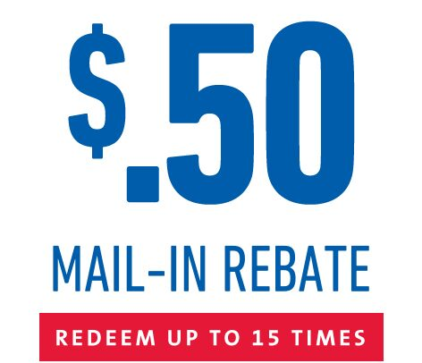 $0.50 Mail-in Rebate on any ACDelco Oil Filter