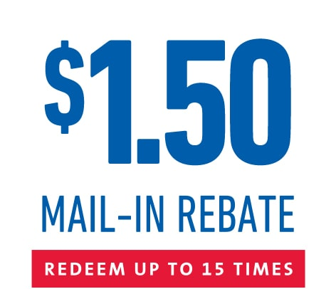 : $1.50 Mail-in Rebate on an ACDelco Professional Chassis Part