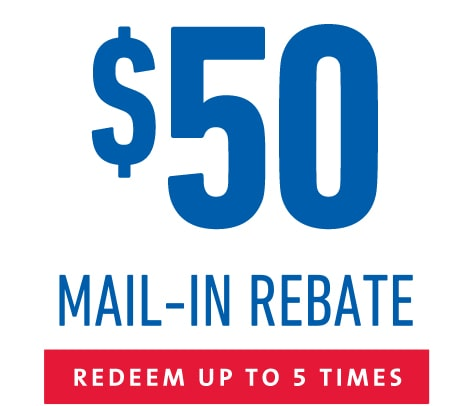 ACDelco offers a $50 mail-in rebate on the purchase  of an ACDelco Engine Assembly for shops and trade professionals redeemable up to 5 times.