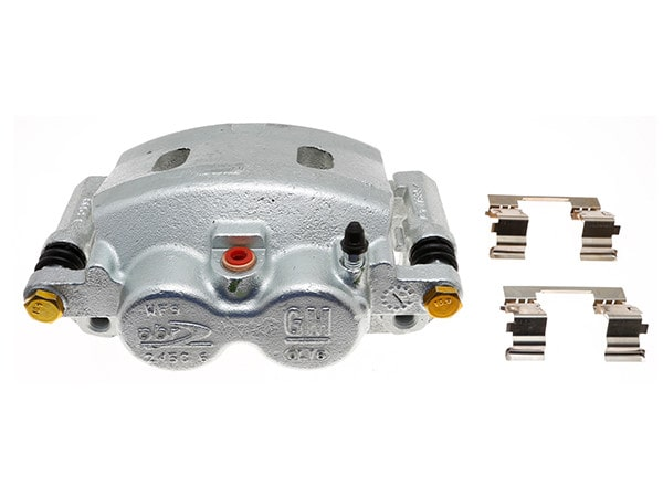 ACDelco offers Professional Remanufactured Coated Brake Calipers for your GM or non-GM vehicle