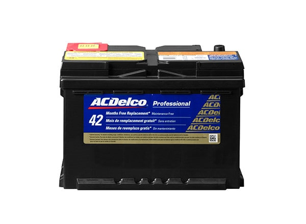 Car Battery For 2000 Buick Century